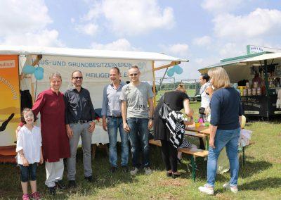 Sommerfest Heiligensee 2017
