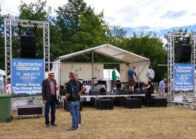 Sommerfest Heiligensee 2018